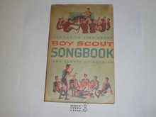1966 Boy Scout Songbook