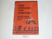 1960 Fun Around the Campfire, Boy Scouts, 2-60 printing