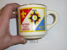 1977 National Jamboree Mug
