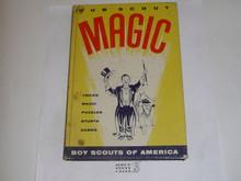 1960 Cub Scout Magic Book, 1960 Printing