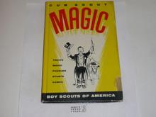 1982 Cub Scout Magic Book, 1982 Printing