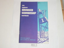 1971 Sea Explorer Advanced Seamanship Workbook, November 1971 Printing
