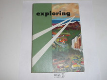 1959 Explorer Scout Manual, Second Edition, 1959 Printing