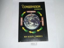 1991 The Conservation Handbook for Boy Scouts, First Edition, First Printing
