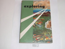 1966 Explorer Scout Manual, Second Edition, 1966 Printing