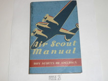 1943 Air Scout Manual, First Edition, Sixth Printing (10-43)