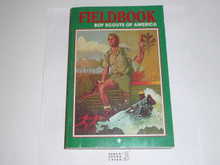 1984 Boy Scout Field Book, Third Edition, First Printing, MINT condition