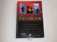 2004 Boy Scout Field Book, Fourth Edition, 2004 Printing, Hardbound, MINT condition
