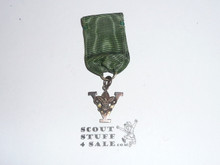Scouter's Training Award Medal with Green/white Ribbon (A ...