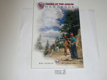 2001 Order of the Arrow Handbook 18103