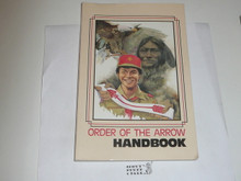 1989 Order of the Arrow Handbook 18101