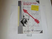 2002 Order of the Arrow Handbook