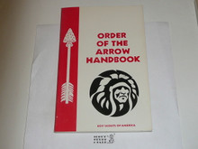 1986 Order of the Arrow Handbook