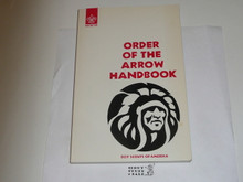 1983 Order of the Arrow Handbook, 2-83 Printing