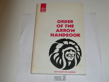 1979 Order of the Arrow Handbook, 2-79 Printing