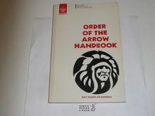 1977 Order of the Arrow Handbook, 3-77 Printing