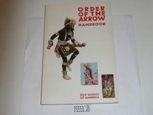 1975 Order of the Arrow Handbook, 2-75 Printing