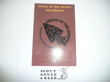 2004 Order of the Arrow Handbook