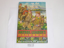 1970 Patrol Leaders Handbook, Third Edition, MINT Condition