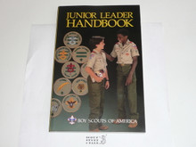 1990 Junior Leader Handbook, First Edition, MINT Condition