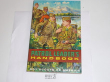 1967 Patrol Leaders Handbook, Third Edition, First Printing, MINT Condition