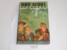 1968 Boy Scout Handbook, Seventh Edition, Fourth Printing, Lightly used condition, Don Lupo Cover