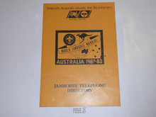 1987-1988 World Jamboree Telephone Directory