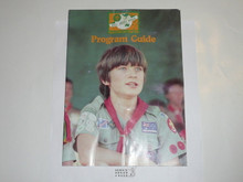1987-1988 World Jamboree Program Guide