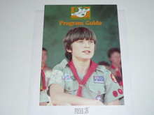 1987-88  World Jamboree Program Guide