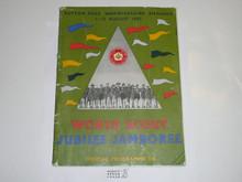 1957 World Jamboree Official Program 17871