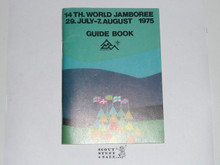 1975 World Jamboree Guide Book