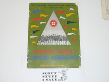 1957 World Jamboree Official Program