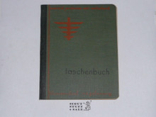 1937 World Jamboree Camp Book, Foreign Language #2