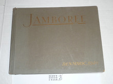 1924 World Jamboree, Souvenier Picture Book with insert, 144 pages+
