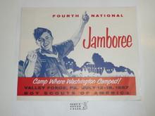 1957 National Jamboree Promotional Brochure 17801