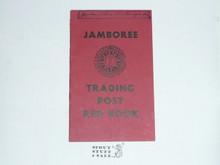 1937 National Jamboree Trading Post Red Book