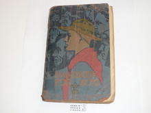 1930's Boy Scout Handbook, Third Edition, Printing unknown because title page is missing, Norman Rockwell Cover, well used but good for reading #2