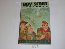 1970 Boy Scout Handbook, Seventh Edition, Sixth Printing, MINT condition, Don Lupo Cover