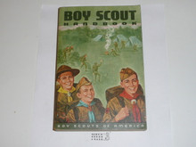 1967 Boy Scout Handbook, Seventh Edition, Third Printing, Near MINT condition, Don Lupo Cover
