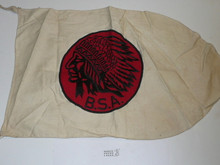 1960's Indian Patrol Flag, Used