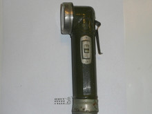 1960's Boy Scout Flashlight, Used