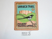Philmont Scout Ranch, Training Center, Urraca Trail Patch