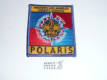 National Youth Leadership Training (NYLT) Program STAFF Patch, Western Los Angeles County Council