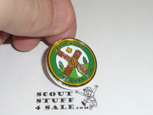 Hart Scout Reservation 1980's Pin
