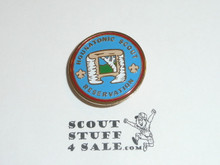 Housatonic Scout Reservation 1980's Pin