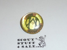 Unknown High Adventure Camp 1980's Pin