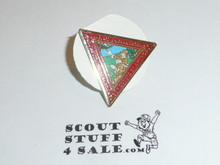Naish Scout Reservation Dan Beard and Chuck Wagon Trails Pin