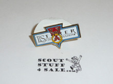 T.L. Storer Scout Reservation 1980's Pin