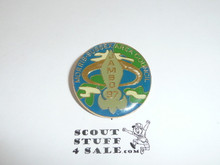 1997 National Jamboree Morris Sussex Area Council Pin