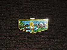 Wunita Gokhos O.A. Lodge #39 Flap Pin - Scout